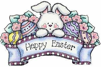 Peek a Boo Easter Bunny