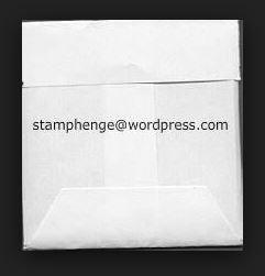 custom envelope finished